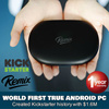 Expo Promo Remix Mini PC - World First True Android Desktop PC - 2GB RAM 16GB Storage / Portable Design / Multi-Tasking. Work n Play Throughout Entire App Ecosystem ! 12 Months Local Warranty