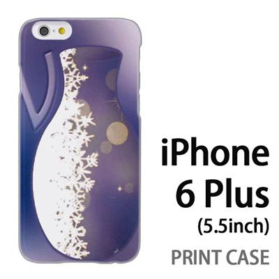 iPhone6 Plus (5.5インチ) 用『No1 V つぼ』特殊印刷ケース【 iphone6 plus iphone アイフォン アイフォン6 プラス au docomo softbank Apple ケース プリント カバー スマホケース スマホカバー 】の画像