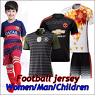 ★ [ NEW MODEL ]★Liverpool/Manchester Unitd FC/Chelsea/Arsenal/Manchester City FC soccer jersey wholesale/sale sports club soccer jersey/football women/men/kid shirt/dress