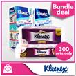 【Kleenex】 Bundle Kleenex Toilet Tissue Ultra Soft - Jumbo Pack / 3-Ply / 100% Virgin Fiber / 220s x 20 rolls  / 220s x 10 rolls