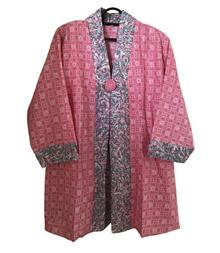 Women Batik Blouse/Traditional Batik Blouse/Office Wear/Casual Wear Ready Stock in Singapore