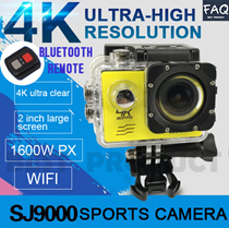 ★FAQ★sport camera★Original Authentic★4K+WIFI★NEW GoPro Camera Styles Camera★Diving Full HD DVR/DV gopro 30M Waterproof extreme 1920 1080P FULL HD Dvrs Camcorder Extreme Sport