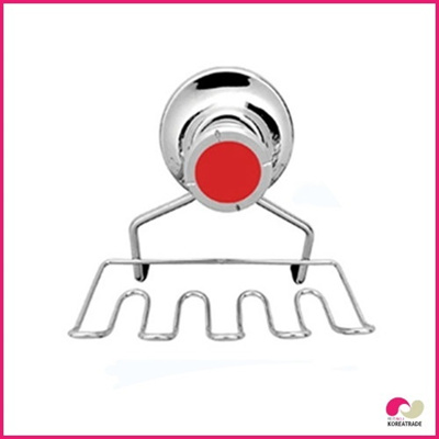 【日用品】 spider locワイヤー ミニ歯ブラシハンガーGS-3010の画像