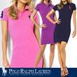 Polo Ralph Lauren [genuine] short-sleeved summer dress / Ralph Lauren polo shirt dress dress 4color