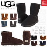 【QRコードカットなし正規品】UGG Australia アグ Classic Short/Mini Boots/クラシックショート/ミニ ブーツ