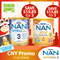 ◄ NESTLE NAN ► BABY PHOTO CONTEST ► 800g Optipro Gro 3 / 900g Kid 4 ★ DIRECT FROM SELLER ★ VALUE BUNDLE DEAL ★ PREMIUM GROWING UP MILK ★