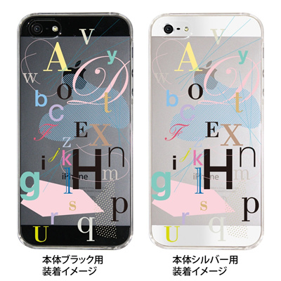 【iPhone5S】【iPhone5】【Clear Fashion】【iPhone5ケース】【カバー】【スマホケース】【クリアケース】 41-ip5-ao1019の画像