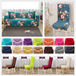 【200+ designs!】21st June updated! Universal Sofa cover! Chair cover! Cushion Case! Ottoman cover