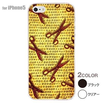 【iPhone5S】【iPhone5】【アルリカン】【iPhone5ケース】【カバー】【スマホケース】【クリアケース】【その他】【アフリカン テキスタイルパターン】 01-ip5-con056の画像