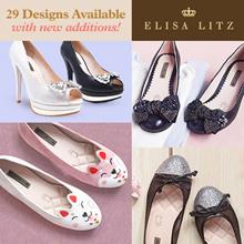 ELISA LITZ  - Genuine Leather   Ladies Shoes   Women Fashion   Comfy Shoes