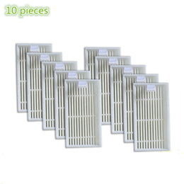 10 pieces/lot Robot Vacuum Cleaner HEPA Filter replacement for Chuwi ilife V1 Robotisc Vacuum Cleane