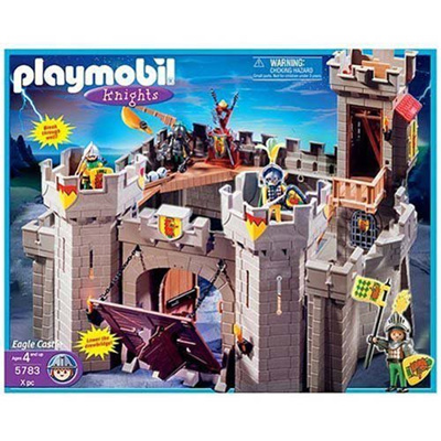 qoo10 playmobil playmobil eagle castle toys. Black Bedroom Furniture Sets. Home Design Ideas