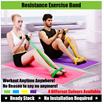 ★SG READY STOCK★ Yoga Resistance Band/Yoga Band/Exercise Band/Training Band/Latex Band/Stretch band/Fitness Band/Elastic Bands/Sports Band/Pilates Bands
