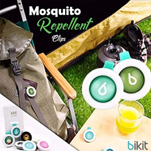 ★FREE GIVEAWAY!!!★Bikit Guard Anti Mosquito Insect Repellent Clip★Korea Mosball Wrist Band★