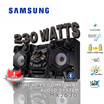Samsung 230W Mini Hi-Fi Component Audio System with Bluetooth MXJ630