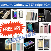 ★NEW★[Stocks in SG]FREE Screen Protector!!!★Samsung Galaxy S7 | Galaxy S7 Edge 4G+ Case Casing Cover