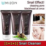 MIZON ★WEKKLY SALE★1+1+1★REPAIRING SNAIL FOAM CLEANSER 60ml+60ml+60ml