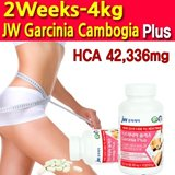 Autumn BIG EVENT!! The Holy Grail of Weight Loss-4 Weeks JW Garcinia Cambogia Plus(HCA)