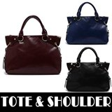 HOT!! Tote Bag Womens satchel Fashion New  Handbag Tote Shoulder Bag messenger bag/tote cross body bag/Made In Korea