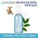 ♥SPECIAL SALE♥ [MIZON]COOLING FOOT MIST / 100ml