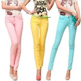 Ladies Casual chic Long Skinny Slim Pants/ harem pants/ hot pants/ short pants/ Jeans