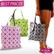 [PREMIUM BAO BAGS]^BAO TOTEBAGS 6X6cube^NEW IMPROVED VERSION TRENDY 2014** NEW EXCITING TRENDY COLORS**HIGH QUALITY!