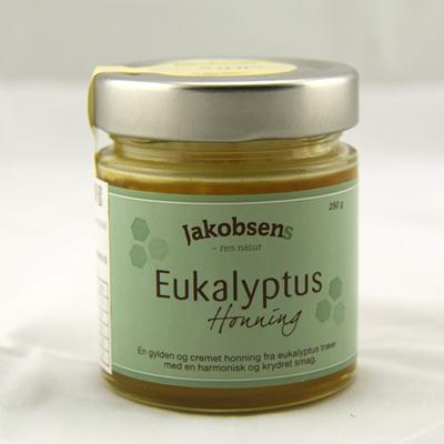 雅各布森桉树蜂蜜250g/罐