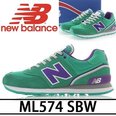 【送料無料 NEW BALANCE 574 Series】ML574 S
