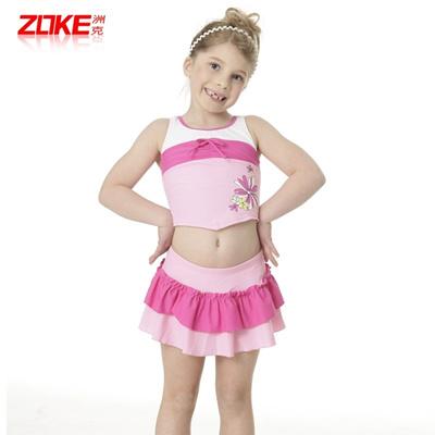 韩国可爱小公主可爱分体裙