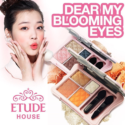 etude house dear my blooming eyes 7type x 2. Black Bedroom Furniture Sets. Home Design Ideas