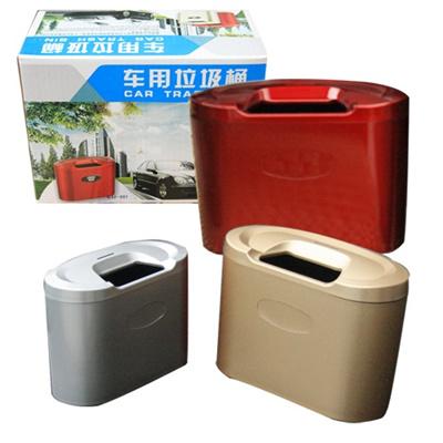 多功能垃圾箱结构示意图