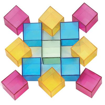 视频 台湾原装weplay幼儿园益智玩具搭建建构彩虹积木