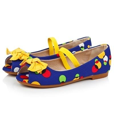 桃涩童鞋 大女童凉鞋2014韩版潮新款 儿童小女孩凉鞋鱼嘴公主鞋