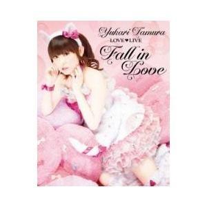 田村ゆかり LOVE LIVE*Fall in Love*(Blu−ray Disc)|田村ゆかり|キングレコード(株)|送料無料