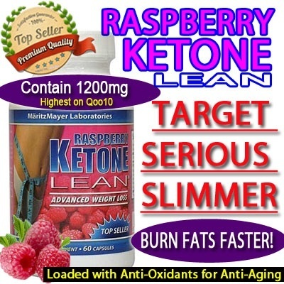 Raspberry ketone lean Slimming Pills 1200mg Weight Loss diet Made in USA -Loaded with high level of anti-oxidants to slow down aging-