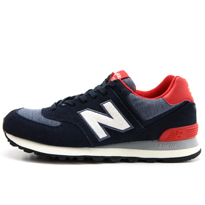 574 ( NEW BALANCE 574 ) [ ML574PNV ] /ラン
