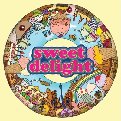 AllaboutSNSD//少女時代 JESSICA SWEET DELIGHT(PROMOTION CD)