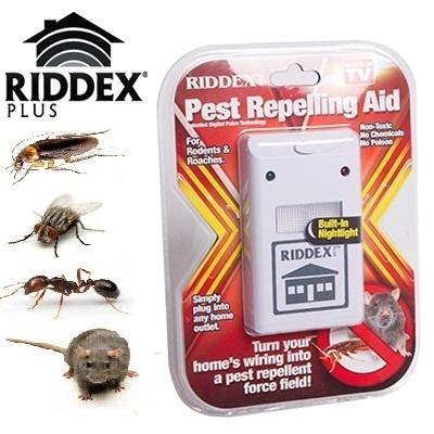 RIDDEX Pest Controller Pengusir Serangga dan Tikus