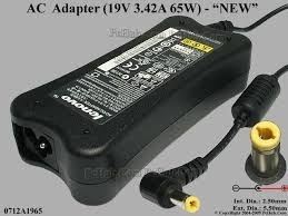 Adaptor Laptop LENOVO Original 100% 19V 34A