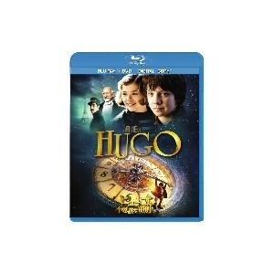 ヒューゴの不思議な発明 ブルーレイ+DVDセット|エイサ・バターフィールド|パラマウント ジャパン(株)|送料無料