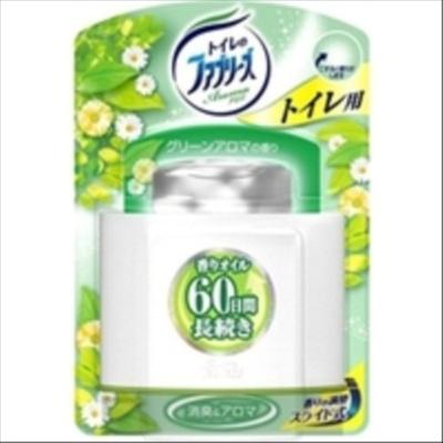 トイレのファブリーズアロマ グリーンアロマの香り 6ml