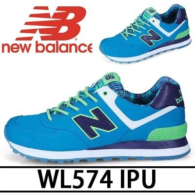 【送料無料 NEW BALANCE 574 Series】WL574 I