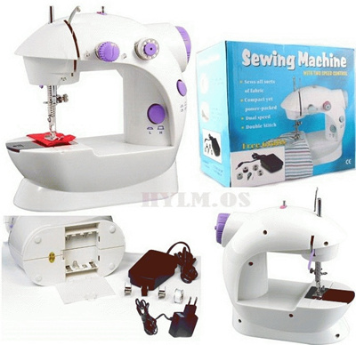 [HOT ITEM] MESIN JAHIT PORTABLE-202 / PORTABLE SEWING MACHINE