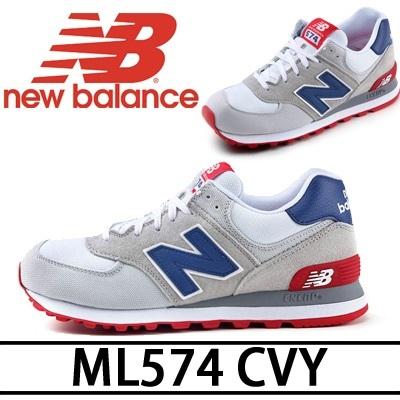 【送料無料 NEW BALANCE 574 Series】ML574 C