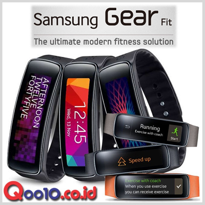 Promo Samsung Gear Fit
