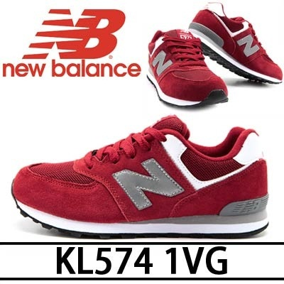 【送料無料 NEW BALANCE 574 Series】KL574 1