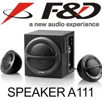 FENDA FD SPEAKER A111 PMPO 3000 W / USB/SD Module Control Panel