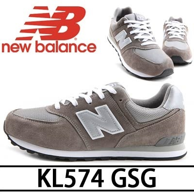 【送料無料 NEW BALANCE 574 Series】KL574 G