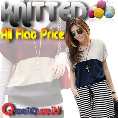 Qoo10-Indonesia - Women's Clothing - **NEW ARRIVAL** Knitted Women