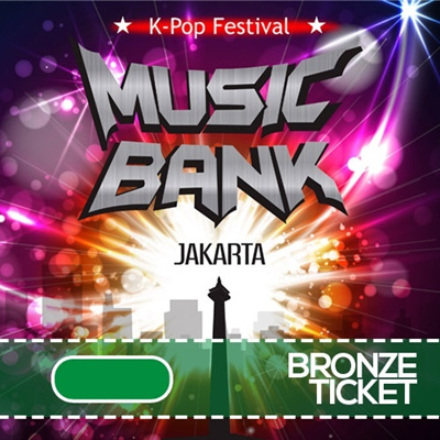 KBS Music Bank World Tour - Jakarta Bronze Ticket